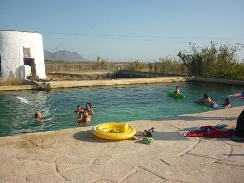 La-Alberca-en-verano