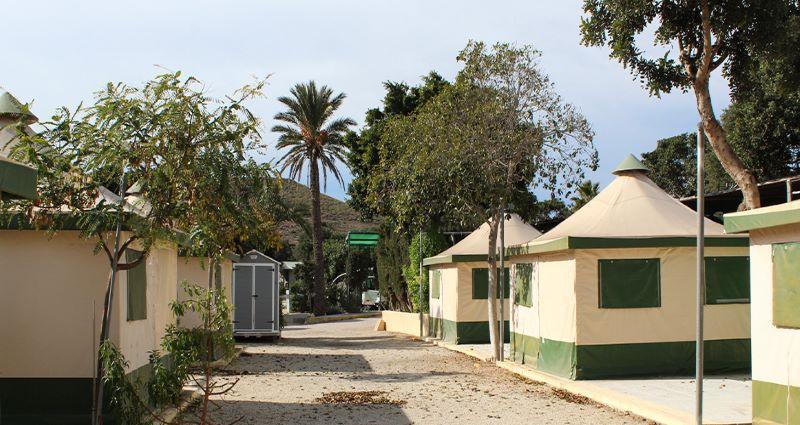 Complejo turístico Camping Los Escullos