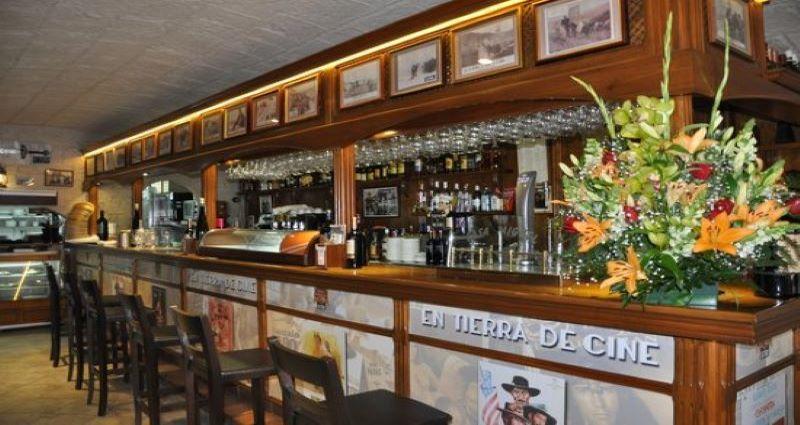 Restaurante Casa Miguel en Tierra de Cine